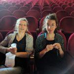 Anja und Nadine